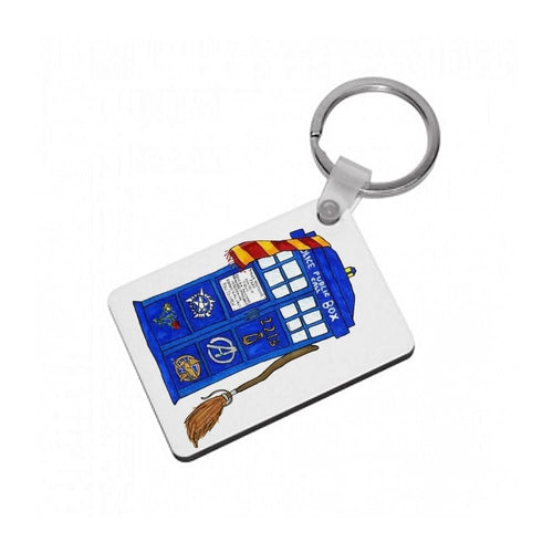 Multifandom Cartoon Keyring - Fun Cases