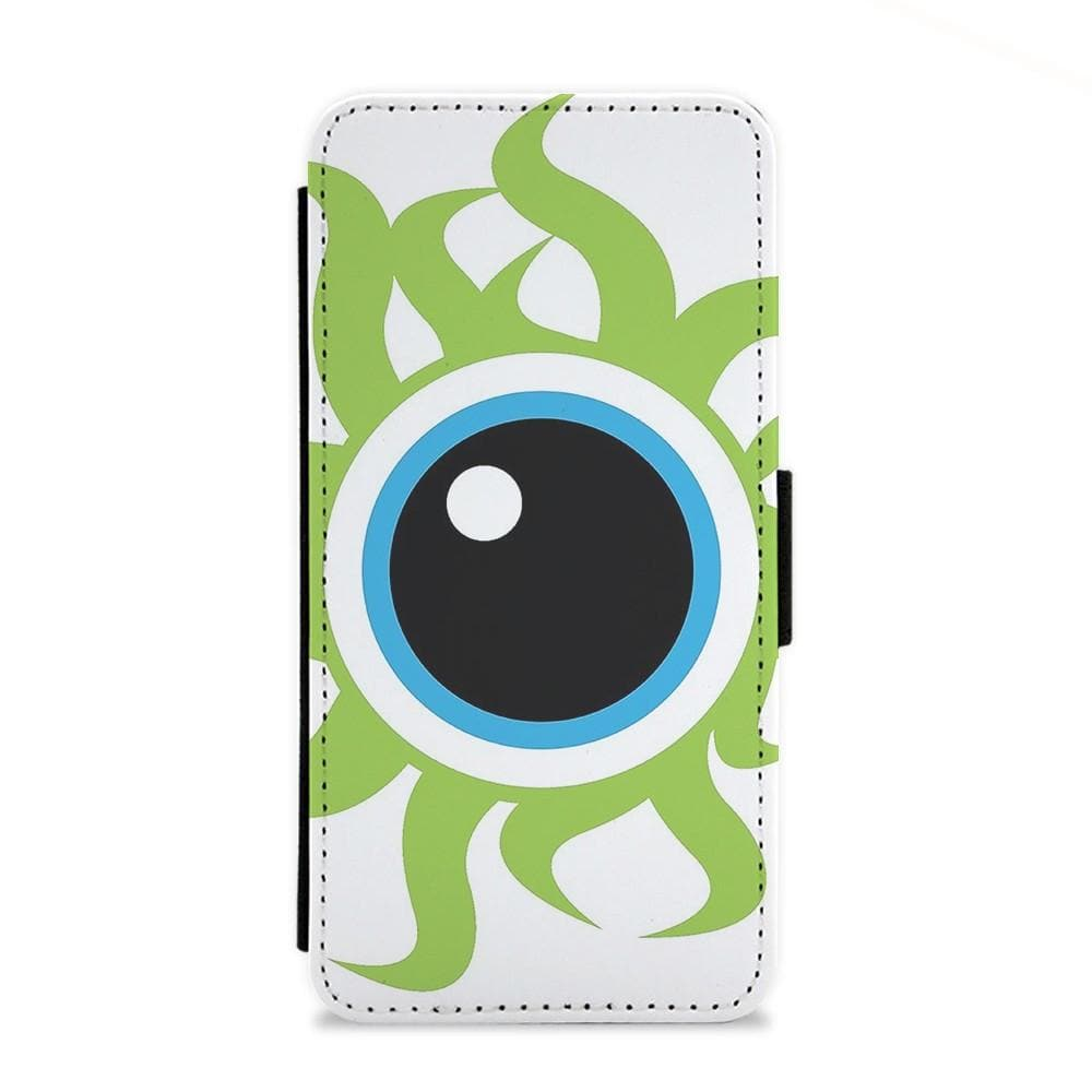 Giant Septiceye - Jacksepticeye Flip Wallet Phone Case - Fun Cases
