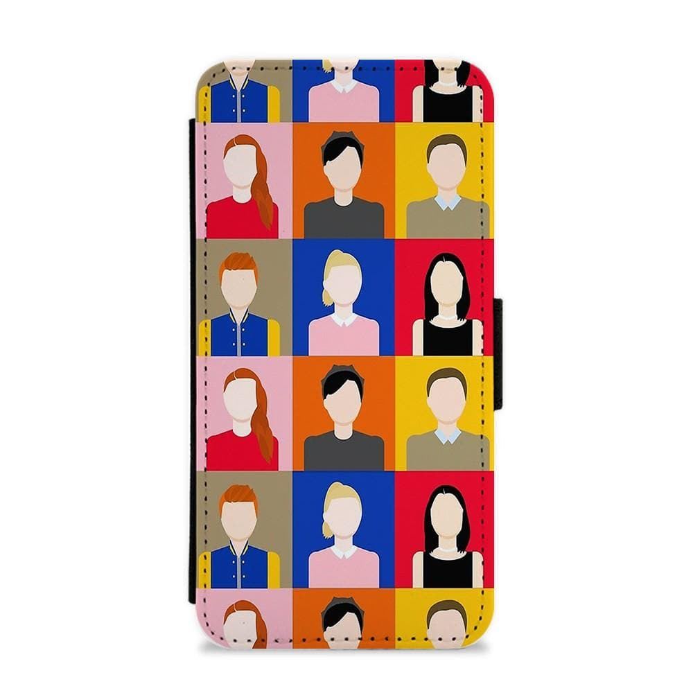 Riverdale Scooby Squad Flip / Wallet Phone Case - Fun Cases