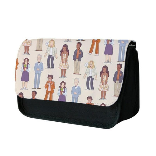 The Good Place Characters Pencil Case - Fun Cases