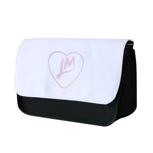 Little Mix Heart Pencil Case - Pastel - Fun Cases