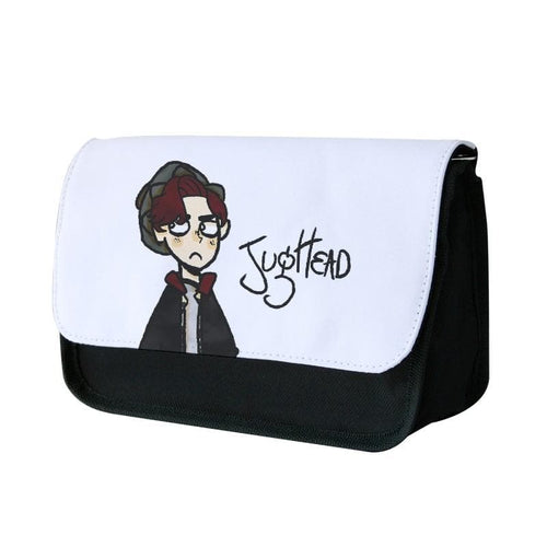 Jughead Cartoon - Riverdale Pencil Case - Fun Cases