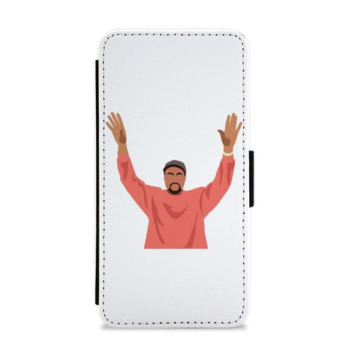 Kayne Cartoon Flip / Wallet Phone Case - Fun Cases