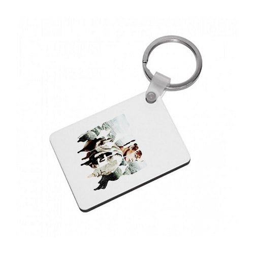 Runner - Newt - Maze Runner Keyring - Fun Cases