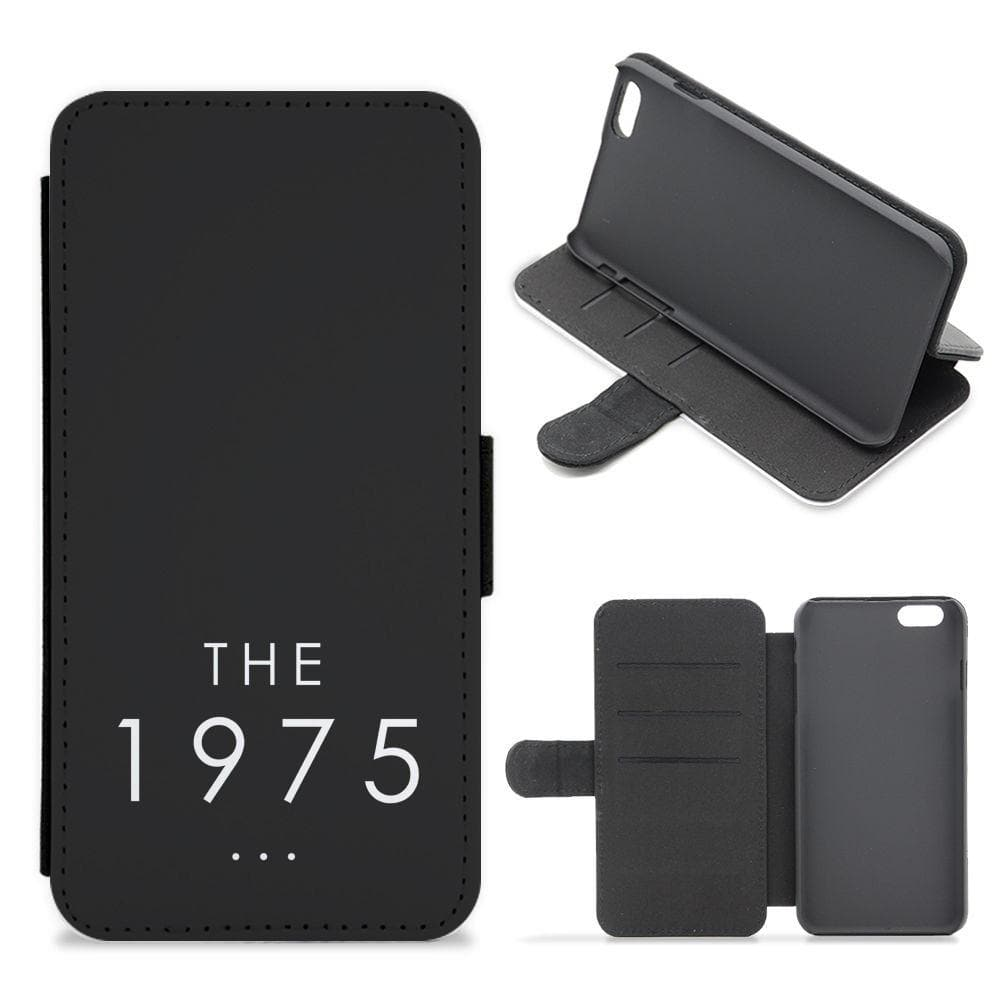 The 1975 Flip / Wallet Phone Case - Fun Cases