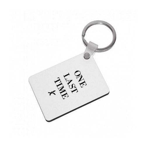Araiana Grande - One Last Time Keyring - Fun Cases