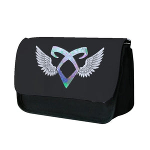 Shadowhunters Galaxy Rune Logo Pencil Case - Fun Cases