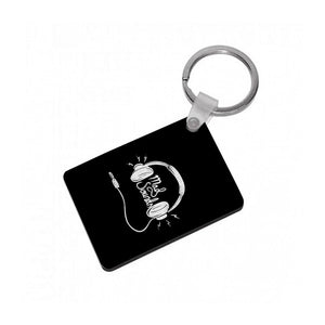 Mad Sounds - Arctic Monkeys Keyring - Fun Cases