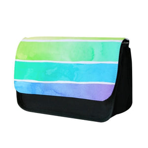 Summer Sorbet Stripes Pencil Case - Fun Cases