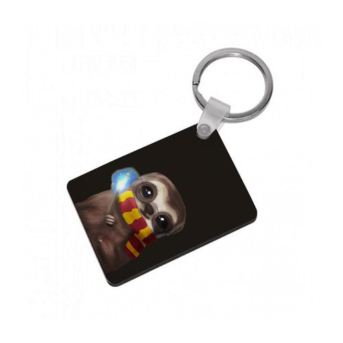 Harry Sloth - Harry Potter Keyring - Fun Cases