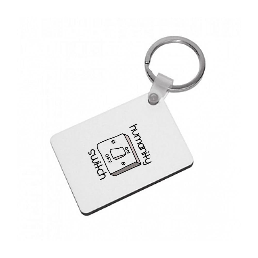 Humanity Switch - Vampire Diaries Keyring - Fun Cases