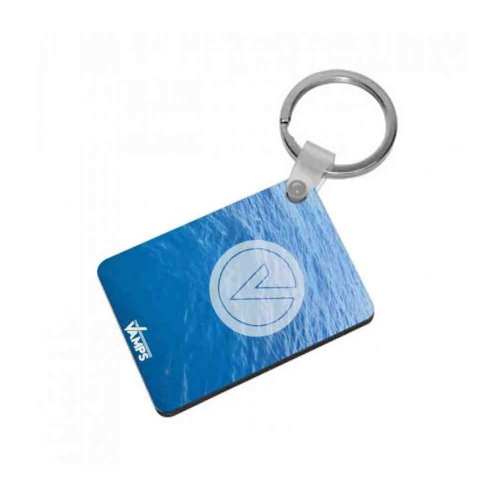 The Vamps Logo Keyring - Fun Cases