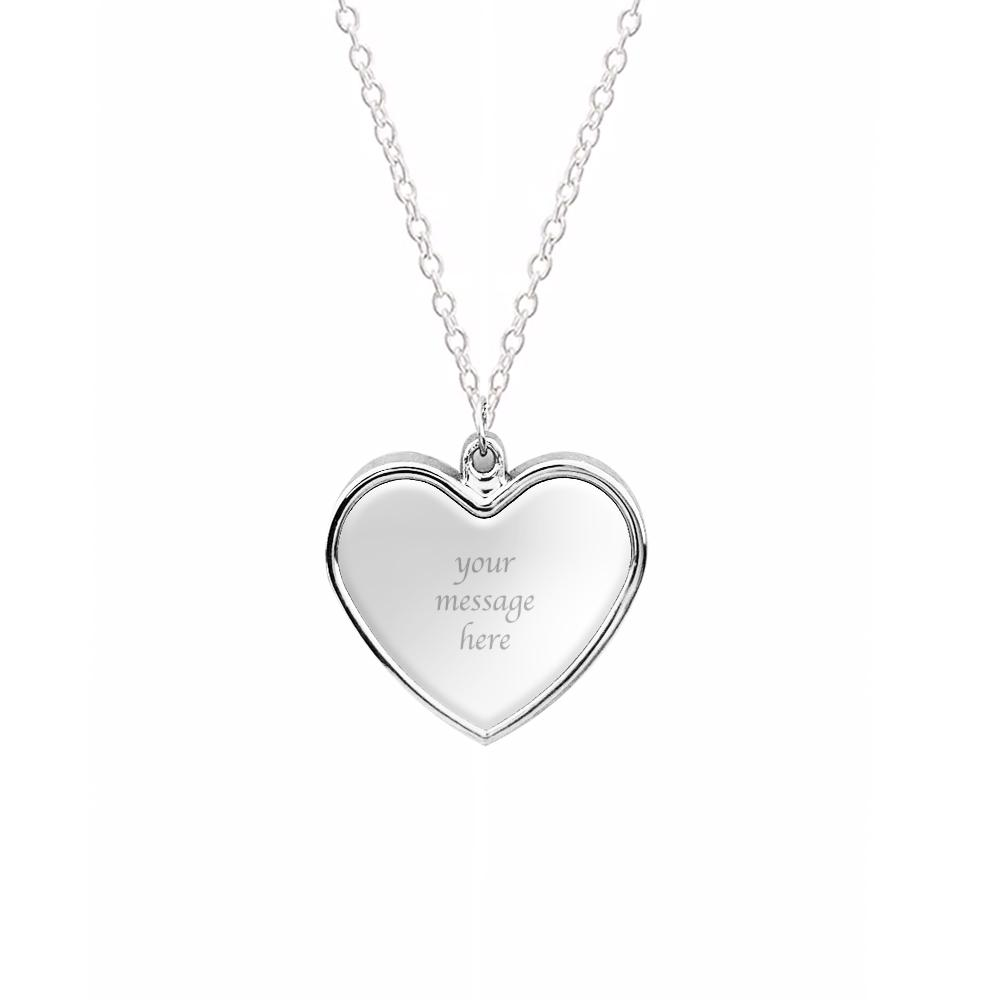Treat Yo Self Heart - Parks and Recreation Necklace
