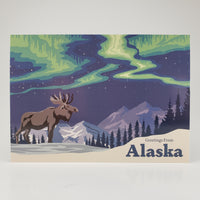 Greetings from Alaska Moose