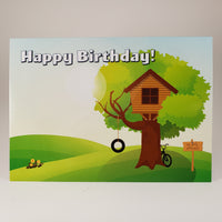 Birthday Treehouse