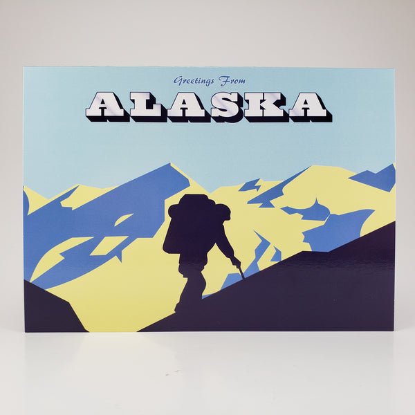 Greetings From Alaska Hiker
