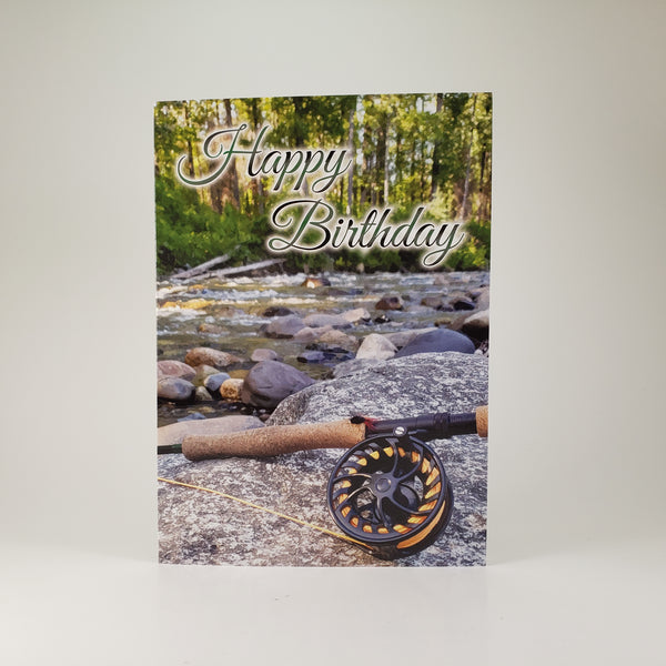 Fly Fishing Birthday