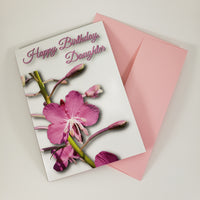 Fireweed Birthday Daughter  (from one parent or both parents)