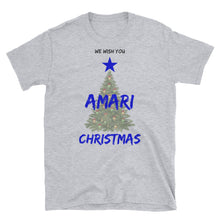 Load image into Gallery viewer, Amari Cooper Christmas Short-Sleeve Unisex T-Shirt