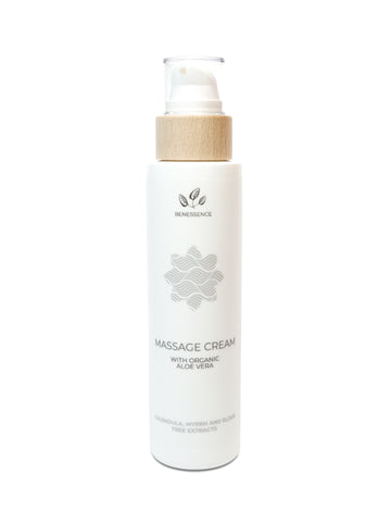 Organic and Natural Massage Cream (250ml)