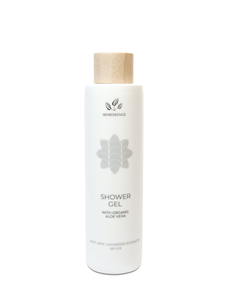 Organic and Natural Shower Gel (250ml)