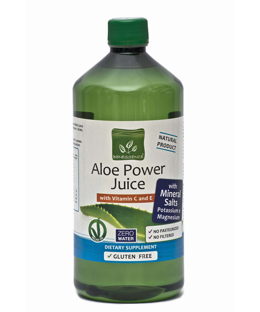 Aloe Vera Power Juice with Vitamins
