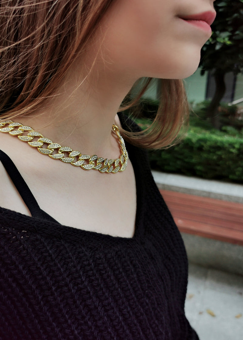 Danny Chain Necklace