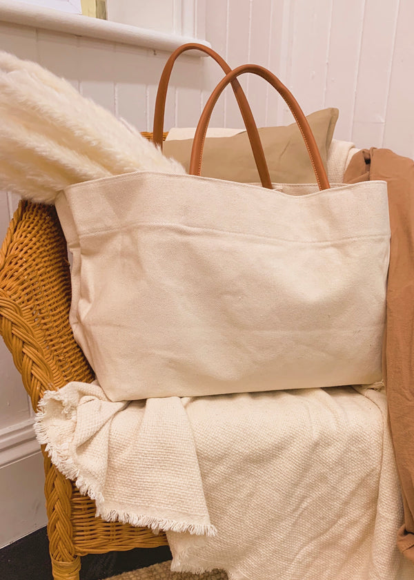 Organic Cotton Shopper Bag