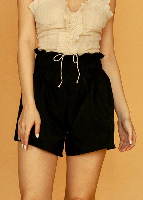 Dandy Shorts in Black