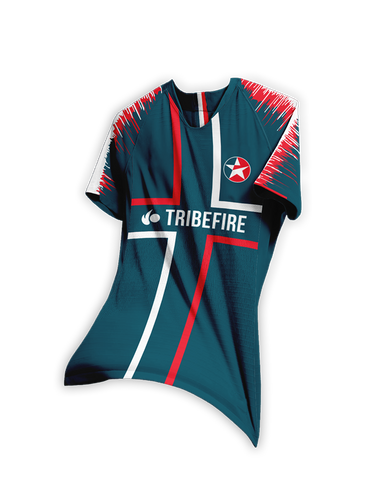 CAFF Season 2 Away Jersey