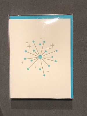 Mid-Mod Greeting Card Boxed Set