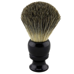VIGSHAVING 24mm knot Resin Handle Mix Badger Hair Shave Brush