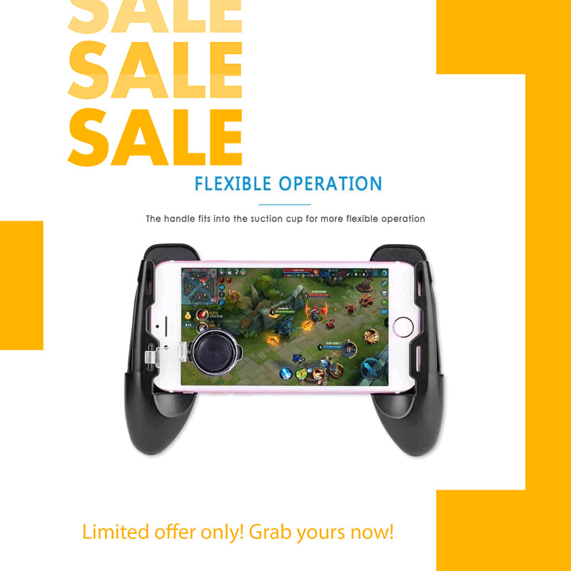 Portable Mobile Gamepad