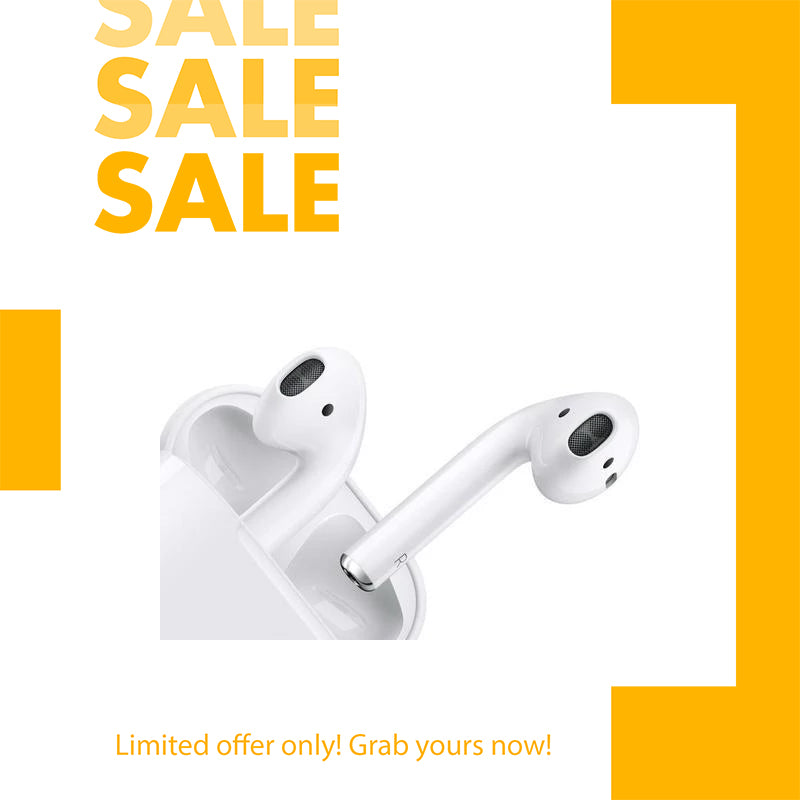 Wireless Bluetooth Earphones ( BUY 1 TAKE 1 )