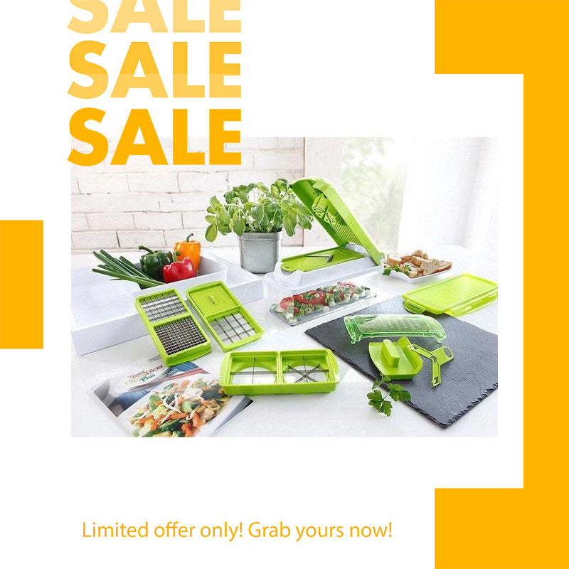 12 in 1 Multi-Function Magic Slicer