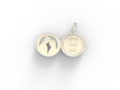 Eva Together Forever Locket