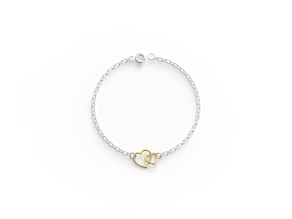 Amy Linked Together Bracelet