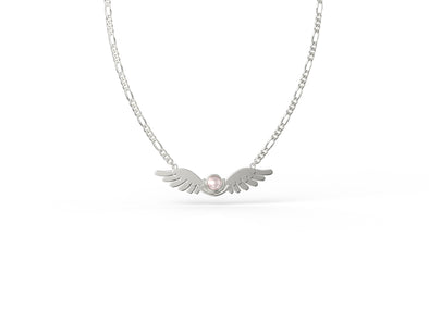 Jamie Mighty Wings Necklace