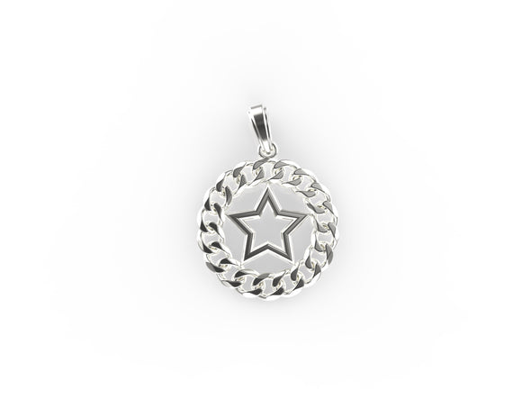 Oliver Stand Strong Men's Pendant