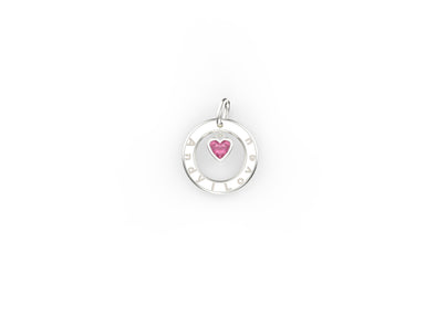 Jane My Heart is Yours Engravable Pendant