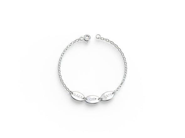 Bella Best Friends Forever Engravable Bracelet