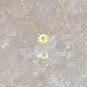 Megan Through the Bright Sun Necklace