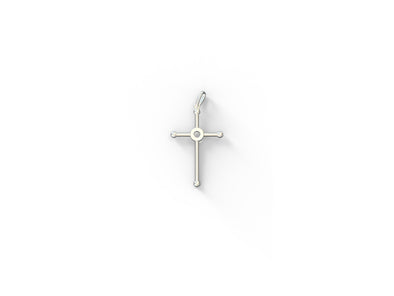 Edward Cross Pendant