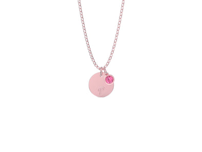 Elena Hang in There Rose Necklace