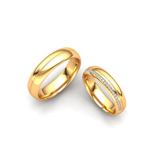 Genilia Couple Ring