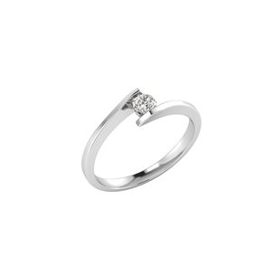 Hinda Solitaire Ring