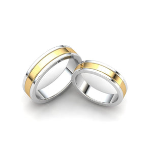 Lilia Couple Ring