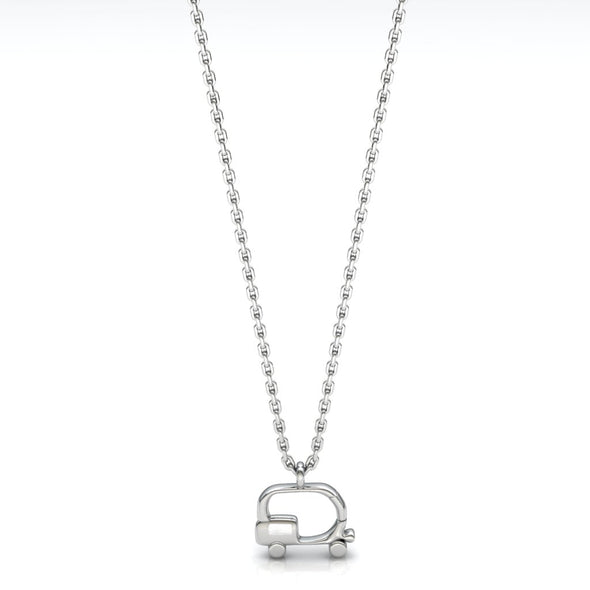 The tuk tuk necklace