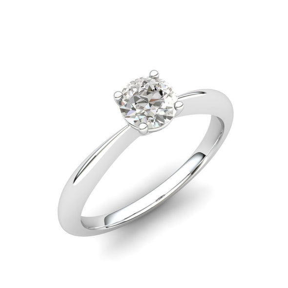The Anna Single Solitaire Ring