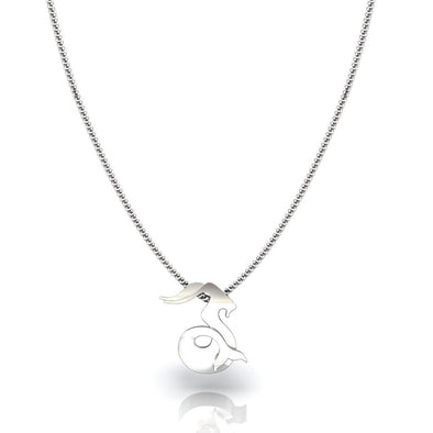 The Capricorn Zodiac Pendant